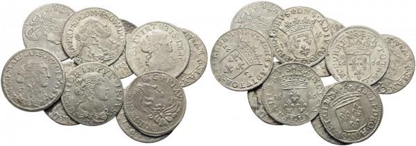 Münze-Italien-Luigino-Lot-VIA10827