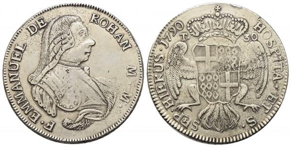 Malteser Orden – Emmanuel de Rohan-Polduc 1775-1797