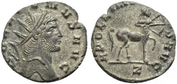 Römische-Münze-Antike-Gallienus-Kentaur-VIA10919