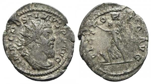Antike-Münze-Rom-Postumus-Antoninian-Treveri-RIC89-VIA11038