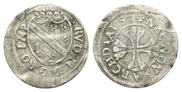 Römisch Deutsches Reich - Rudolf II. 1576-1612