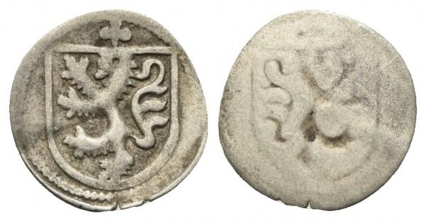 Deutschland - Sachsen - Ernst und Albrecht 1482-1485