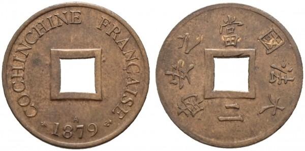 Münze-Französisch-Cochin-China-VIA10888