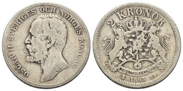 Schweden - Oskar II. 1872-1909