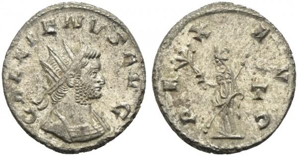 Römische-Münze-Antike-Gallienus-VIA10916