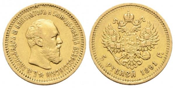 Russland - Alexander III. 1881-1894