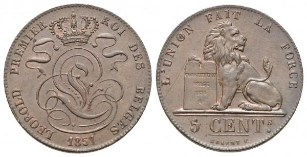 Belgien - Leopold I. 1831-1865