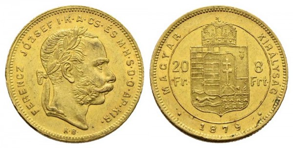Goldmünze-Österreich-Franz-Joseph-20Fr-8Frt-VIA11016