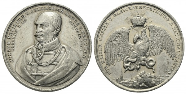 Kroatien - Medaille
