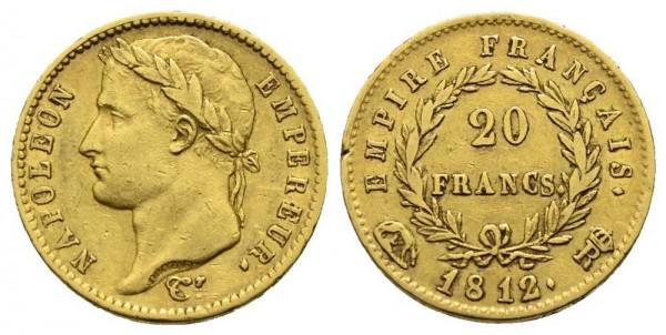 Goldmünze-Frankreich-Napoleon-VIA10628