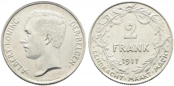 Münze-Belgien-Albert-I-VIA10887