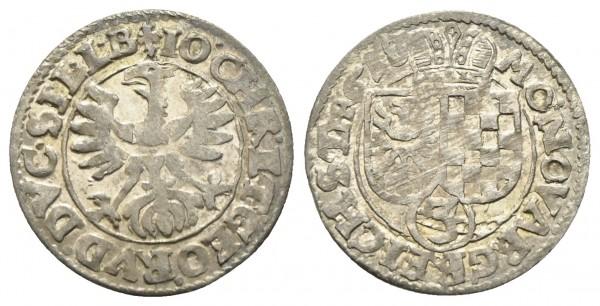 Schlesien - Liegnitz - Brieg - Johann Christian und Georg Rudolf 1605-1621