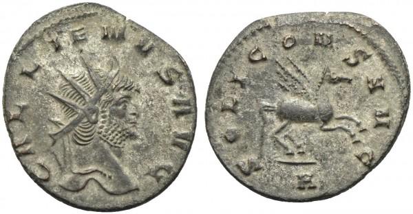 Römische-Münze-Antike-Gallienus-VIA10917