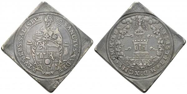 Salzburg – Wolf Dietrich von Raitenau 1587-1612