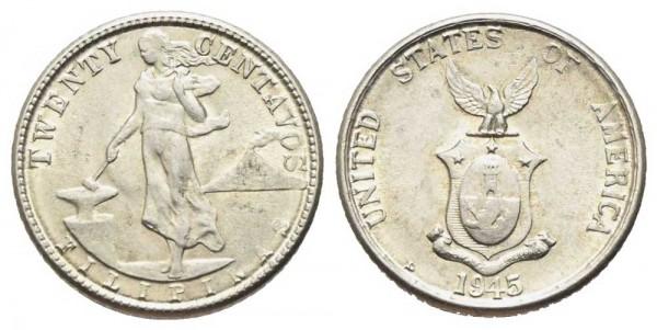 Weltmünze-Philippinen-USA-VIA10611