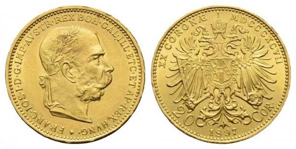 Goldmünze-Österreich-Franz-Joseph-20-Kronen-VIA11014