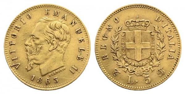 Goldmünze-Italien-Vittorio-Emanuele-II-VIA10766