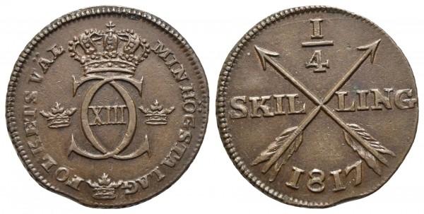 Schweden - Karl XIII. 1809-1818