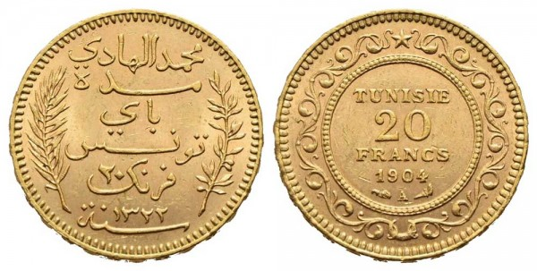 Goldmünze-Tunesien-VIA10772