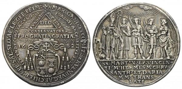 Salzburg - Max Gandolf von Kuenburg 1668-1687