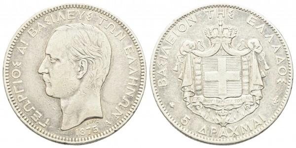 Griechenland - Georg I. 1863-1913