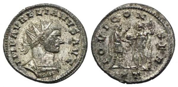 Münze-Rom-Aurelianus-Antoninian-VIA11028