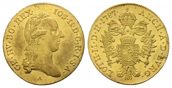 Römisch Deutsches Reich - Josef II. 1765-1790