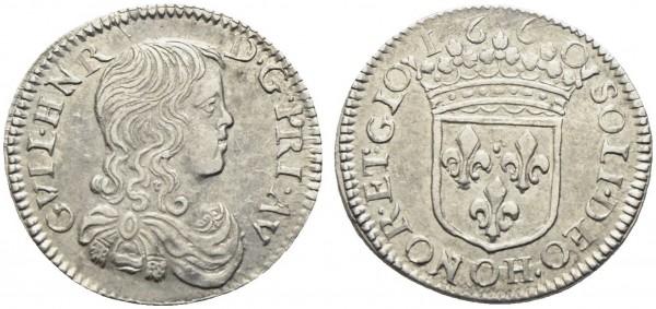 Münze-Frankreich-Orange-Luigino-VIA10815