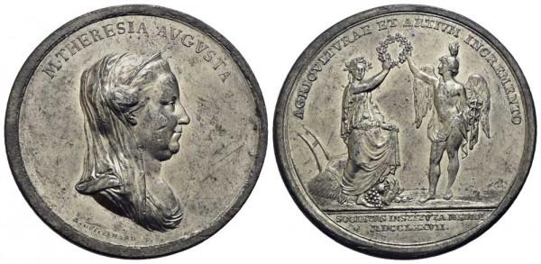 Medaille-RDR-Römisch-Deutsches-Reich-Maria-Theresia-VIA10985