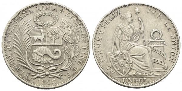 Peru - Republik seit 1821