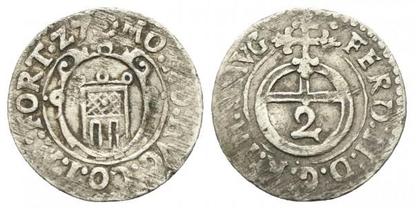 Deutschland - Montfort - Hugo IV. 1619-1662