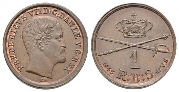 Dänemark - Friedrich VII. 1848-1863