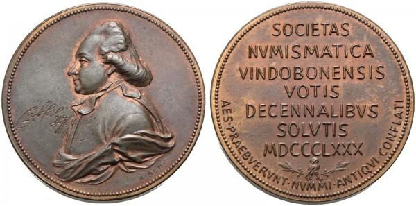 Medaille-Österreich-Josef-Hilarius-Eckhel-VIA10902