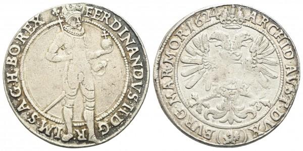 Römisch Deutsches Reich - Ferdinand II. 1619-1637