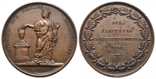 Medaille-Frankreich-Ludwig-Philipp-VIA10482