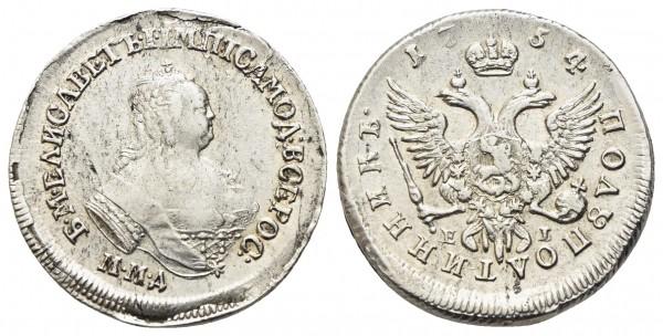 Russland - Elisabeth 1741-1762