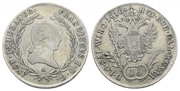 Kaiserreich Österreich - Franz I. 1806-1835