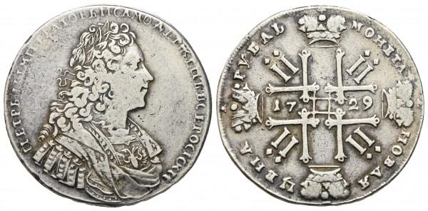 Russland - Peter II. 1727-1730