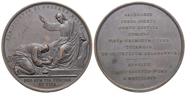 Kaiserreich Österreich - Franz Joseph 1848-1916 - Medaille