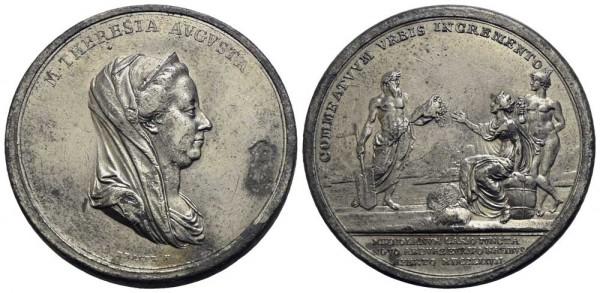 Medaille-RDR-Römisch-Deutsches-Reich-Maria-Theresia-VIA10986