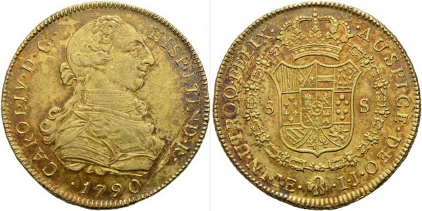 Goldmünze-Peru-Carlos-IV-VIA10720