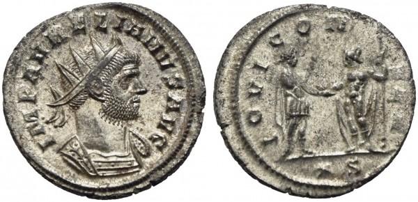 Römische-Münze-Antike-Aurelianus-Iovi-VIA10926