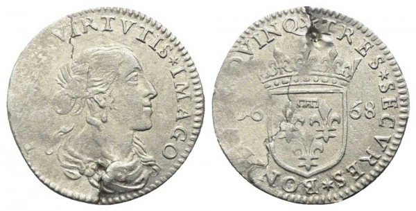 Weltmünze-Italien-Lucca-Luigino-VIA10551