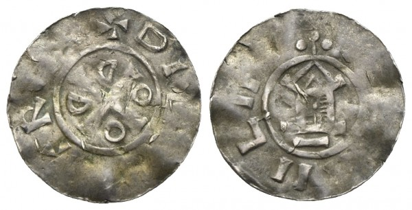 Deutschland - Otto III. 983-1002