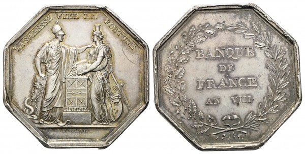 Frankreich - Medaille