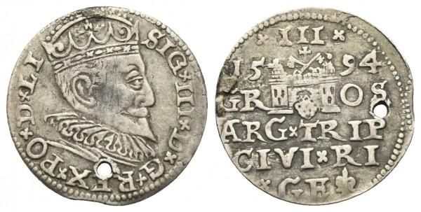 Polen – Lettland - Sigismund III. 1587-1632