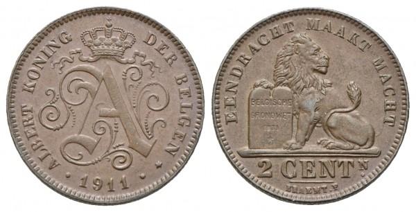 Belgien - Albert I. 1909-1934