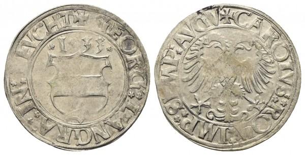 Deutschland - Leuchtenberg - Georg III. 1531-1555