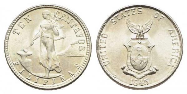 Weltmünze-Philippinen-USA-VIA10610