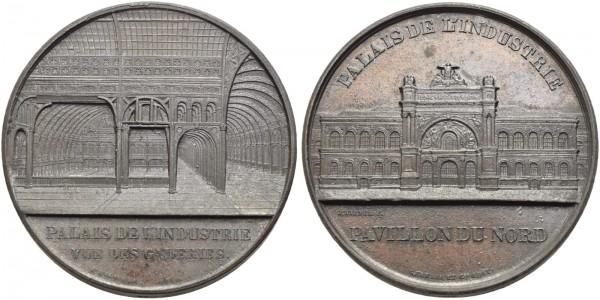 Medaille-Frankreich-Napoleon-III-VIA10841